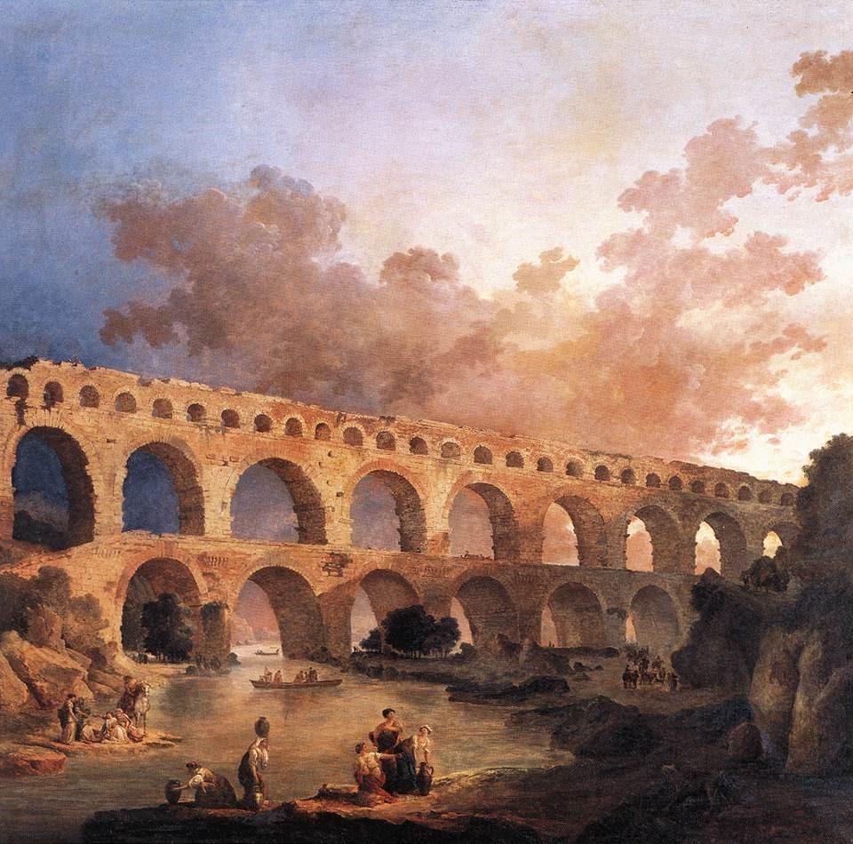 Акведук Pont du Gard