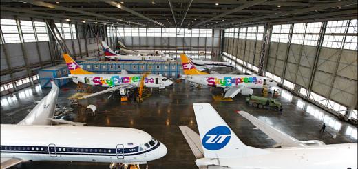 ремонт самолетов