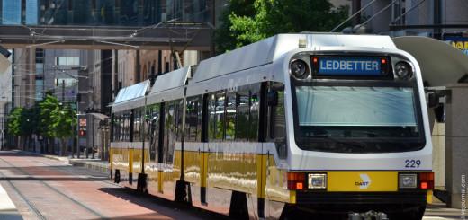 трамвай далласа