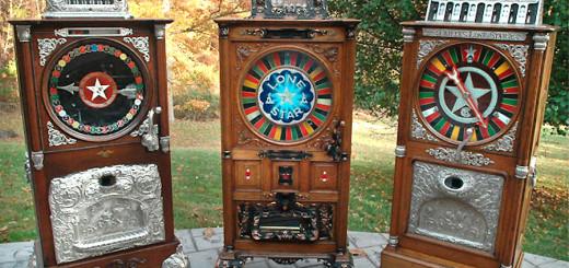 игральный автомат