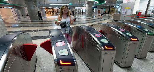 метро сингапур