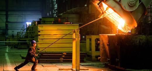 Производство тяжелых стальных отливок