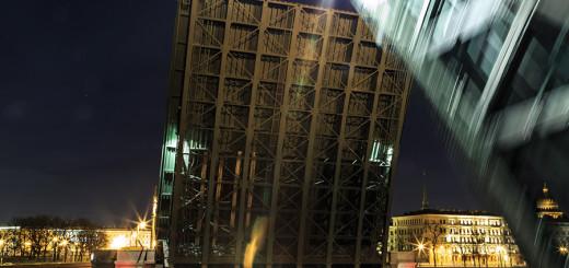 Как устроен Дворцовый мост в Санкт-Петербурге