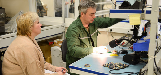 Производство современных оптико-электронных систем