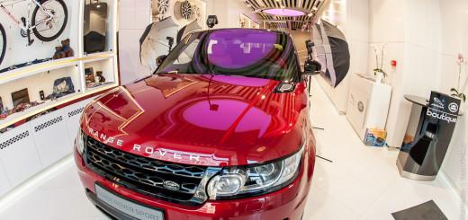 Как делают трехмерные панорамы автомобилей
