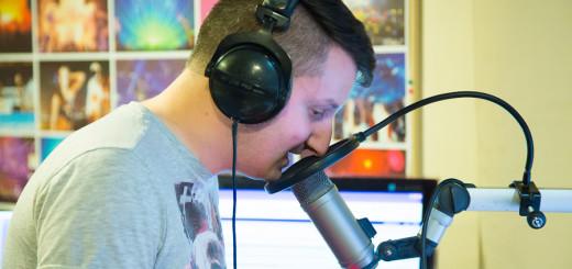 Как делают шоу на радиостанции Рекорд