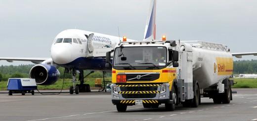 топливозаправочный комплекс аэропорта Домодедово.