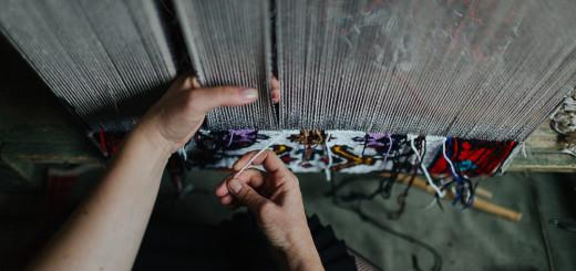 Как в Дагестане ткут ковры