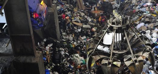 Как работает мусоросжигательный завод