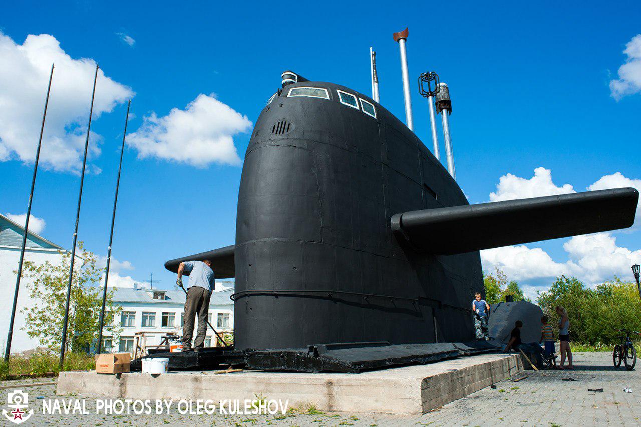 подводная лодка проект к 216