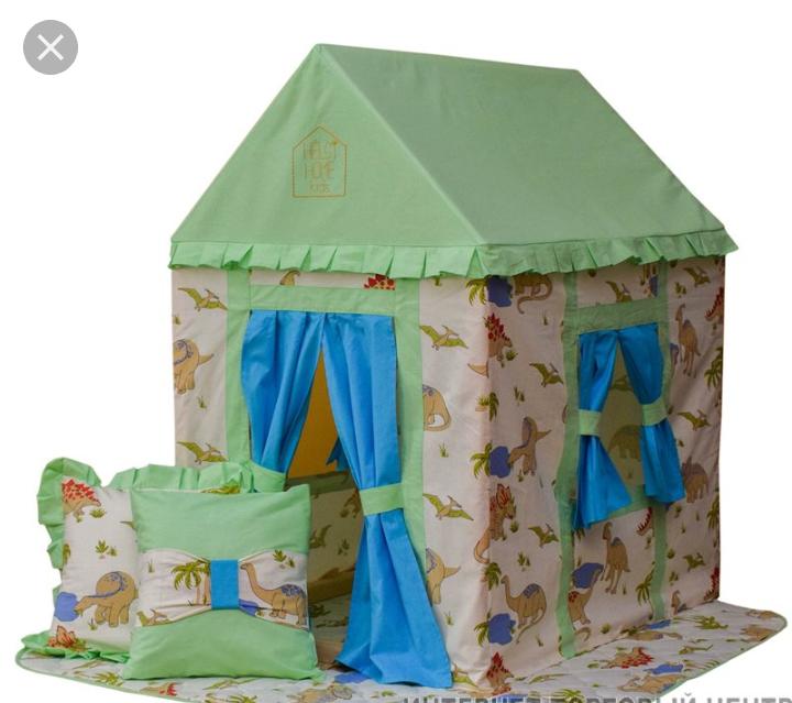 01c2711eddc5 Игровой домик для детей своими руками | Как это сделано